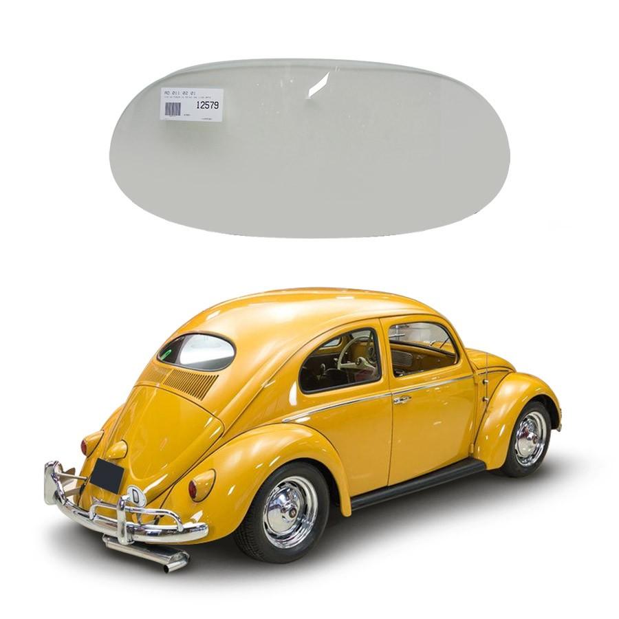 Vidro Traseiro Vigia Volkswagen Fusca 55/63 Vetroex