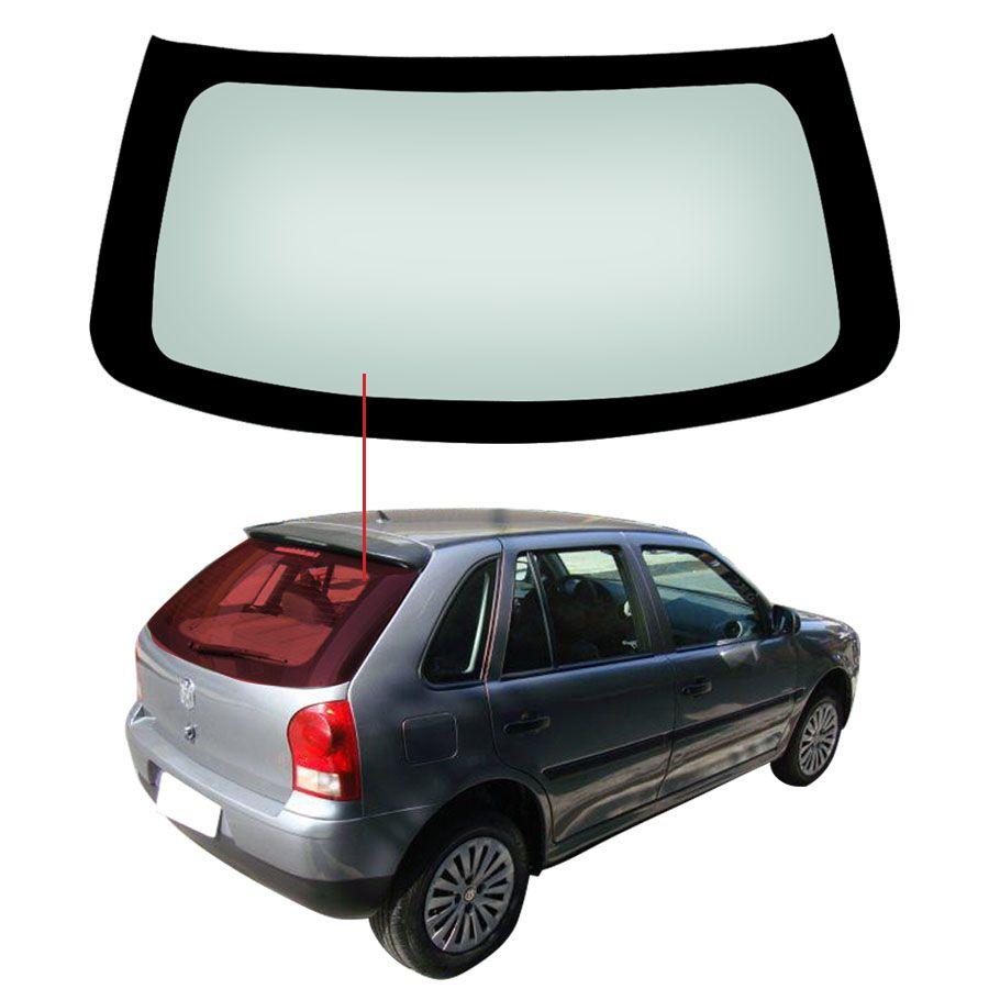 Vidro Traseiro Vigia Volkswagen Gol 05/14 Pilkington