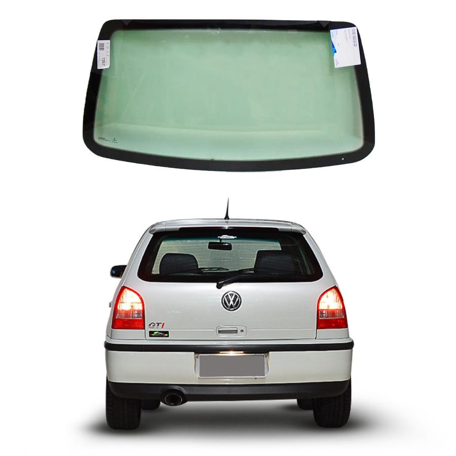 Vidro Traseiro Vigia Volkswagen Gol G3 99/05 Saint Gobain