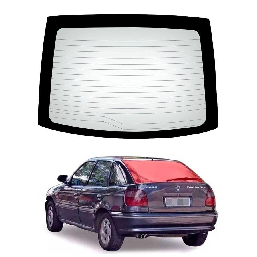 Vidro Traseiro Vigia Volkswagen Pointer 94/96 Vetroex
