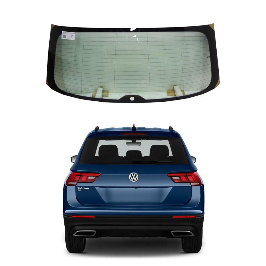 Vidro Traseiro Vigia Volkswagen Tiguan 18/20 Importadora