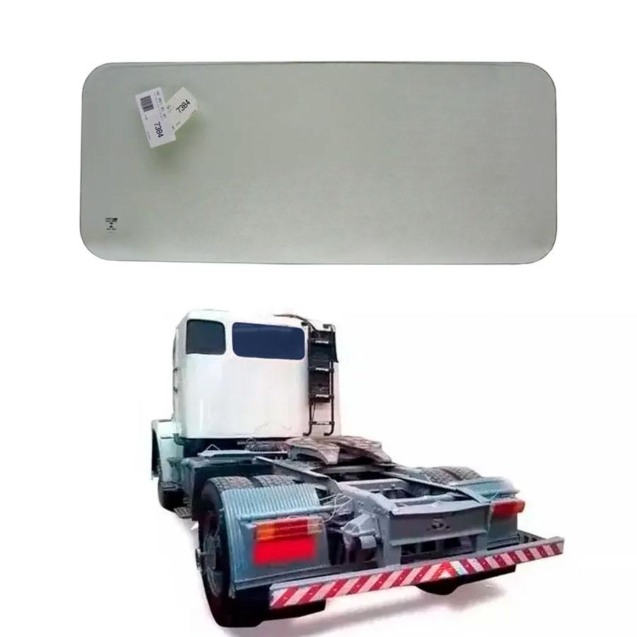 Vidro Traseiro Vigia Volvo N10 79/99 Vetroex
