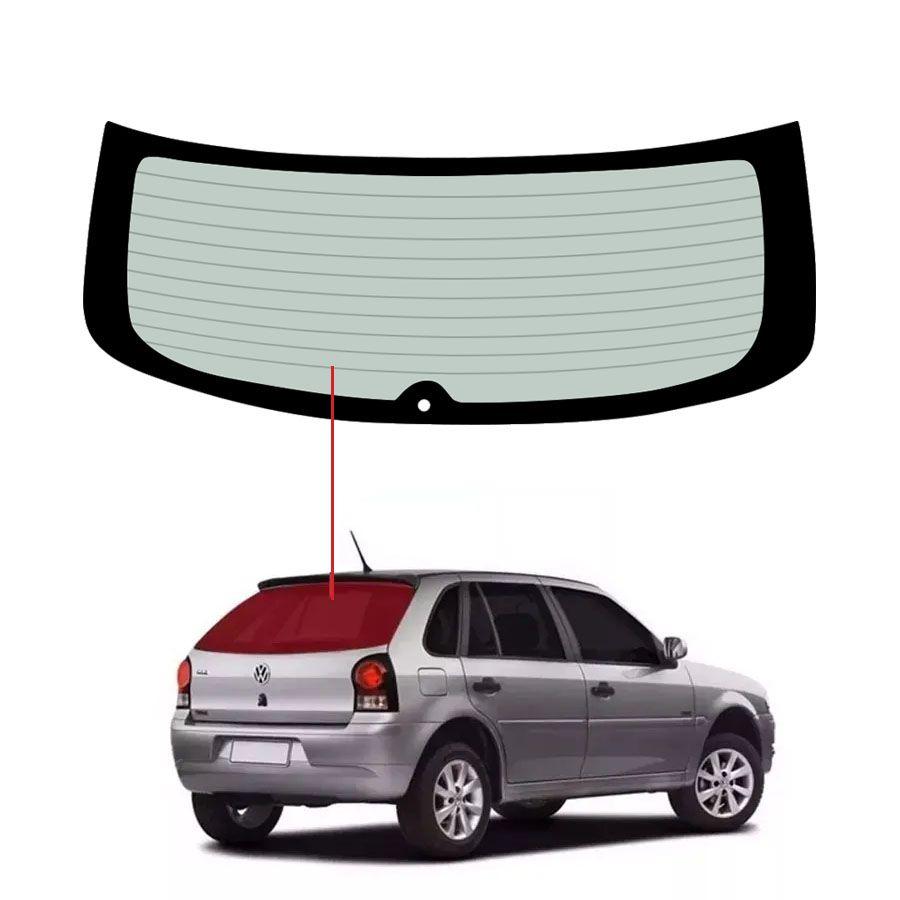 Vidro Traseiro Vigia Volkswagen Gol 08/15 Saint Gobain