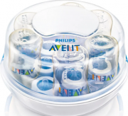 Esterilizador de Microondas - Transparente - Avent