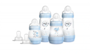 Kit 4 Mamadeiras MAM Easy Start - Gift Set (0+ Meses)