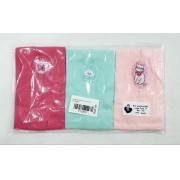 Kit Camiseta 3 Peças - Cia Do Bebê