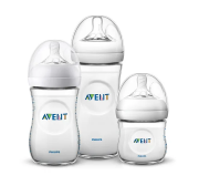 Kit Mamadeiras Pétala 125ml, 260ml e 330ml - 3 uni Philips Avent