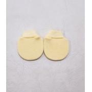 Luvinha Tricô - 01 Par - 0 à 3 meses - Acrílico - Tricart Baby