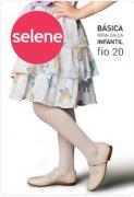 Meia Calça Básica Infantil Selene -  Fio 20