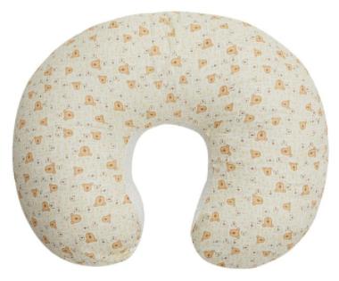Almofada de Amamentação - Estampas Sortidas - 62cm x 50cm -100% Algodão - Papi Composê
