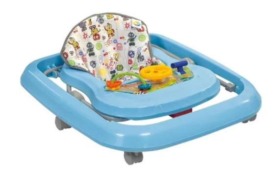 Andador Compacto Toy - Tutti Baby