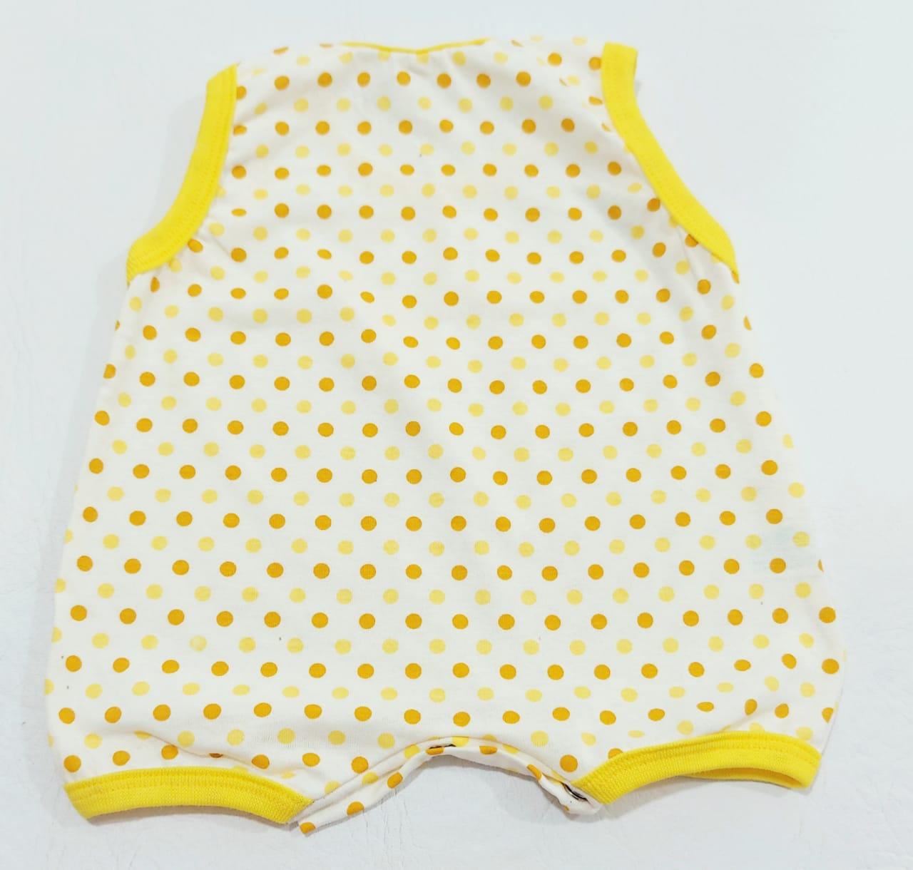 Banho de Sol Estampado - S/ Manga Curto - 01 Peça - 100% Algodão - Taly Baby