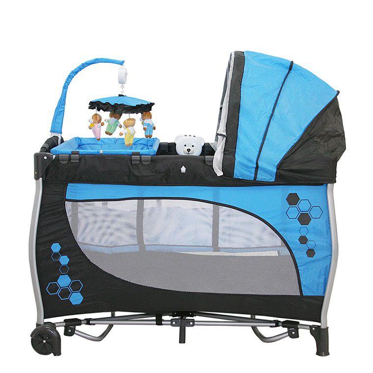 Berço Camping Balanço - Baby Style