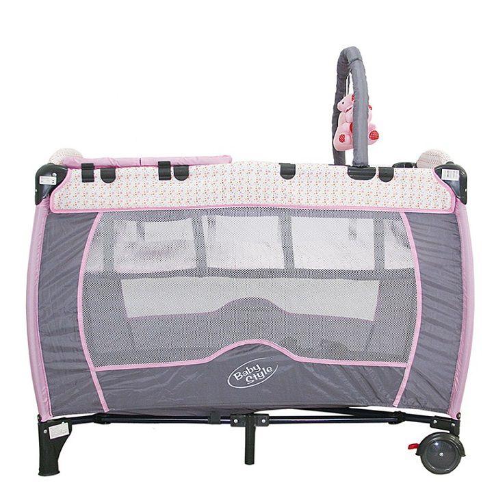 Berço Camping Plus - Baby Style