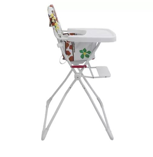 Cadeira de Alimentação Alta - Standard II Girafas - Galzerano