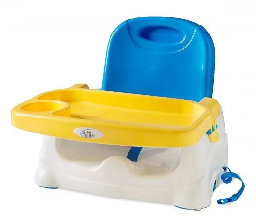 Cadeira Alimentação Bebê Booster Portátil - Baby Style