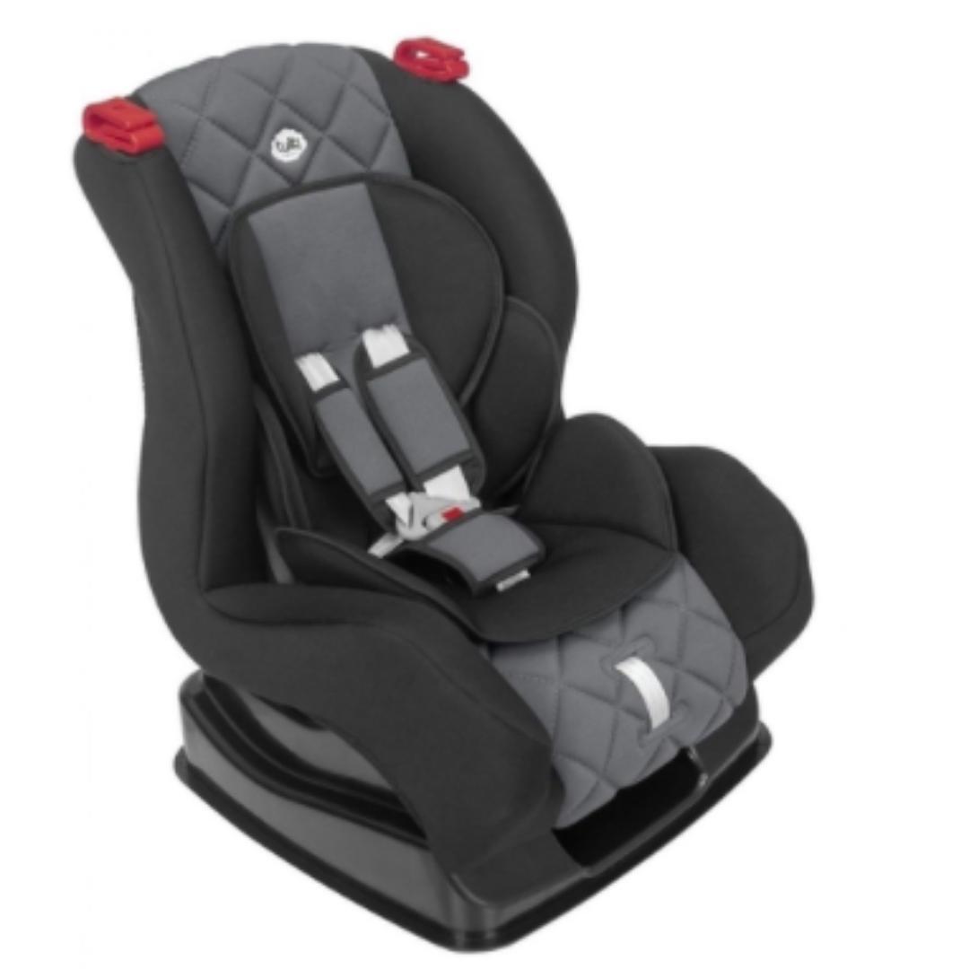 Cadeira Para Auto Atlantis 9 à 25 Kg Tutti Baby - Preto Cinza