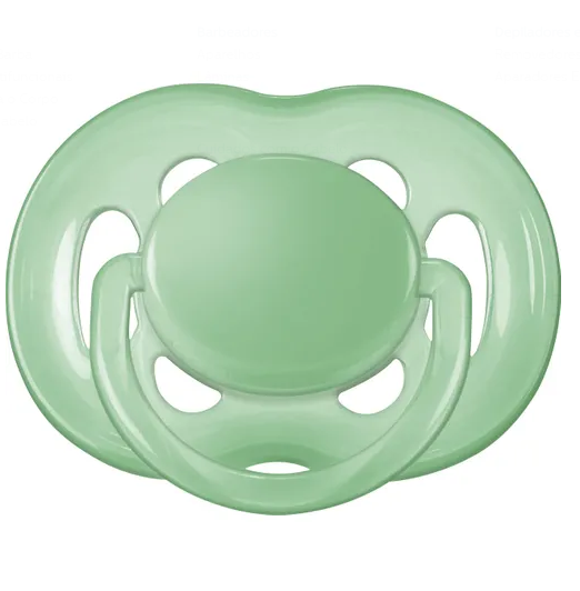 Chupeta Freeflow Unitária 6 a 18 meses Philips Avent -  Verde