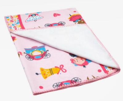 Cobertor Antialérgico 90cm x 1,10m - Bambi