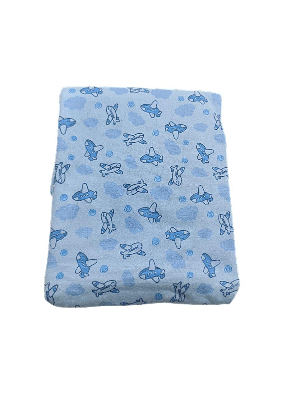 Cobertor - Estampas Sortidas - 70cm x 90cm - 100% Algodão - Carícia Minasrey
