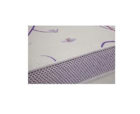 Colchão Solteiro Physical Resistente Liso - 188 cm x 88cm x 12cm - Ortobom