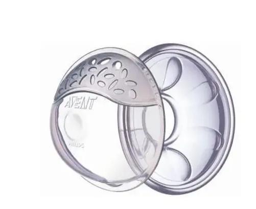 Concha Protetora para Seio - Caixa c/ 6 UN - Avent