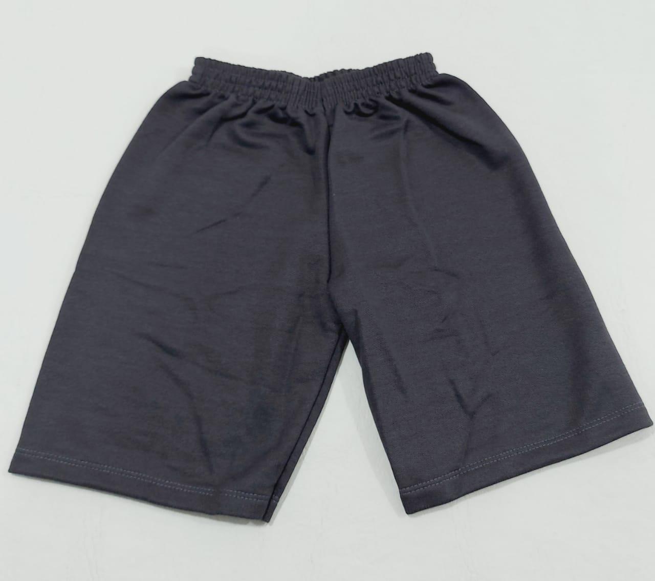 Conjunto Verão Amarelo - Camisa Regata E Shorts - 02 Peças - 1 à 2 Anos - Fashion Kids