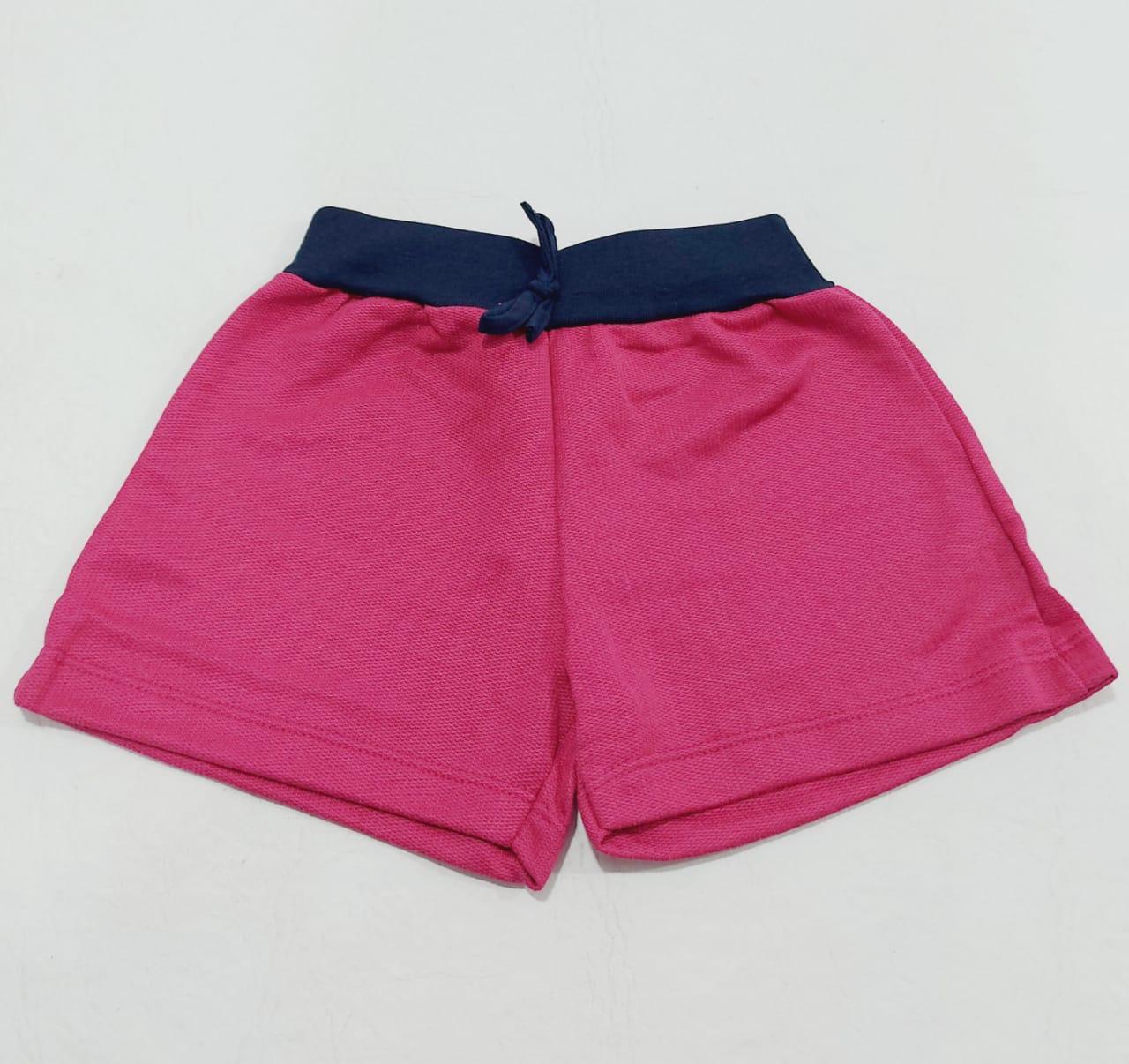 Conjunto Verão Floral Rosa - Camisa Regata e Shorts - 02 Peças - 4 à 8 anos - Fashion Kids