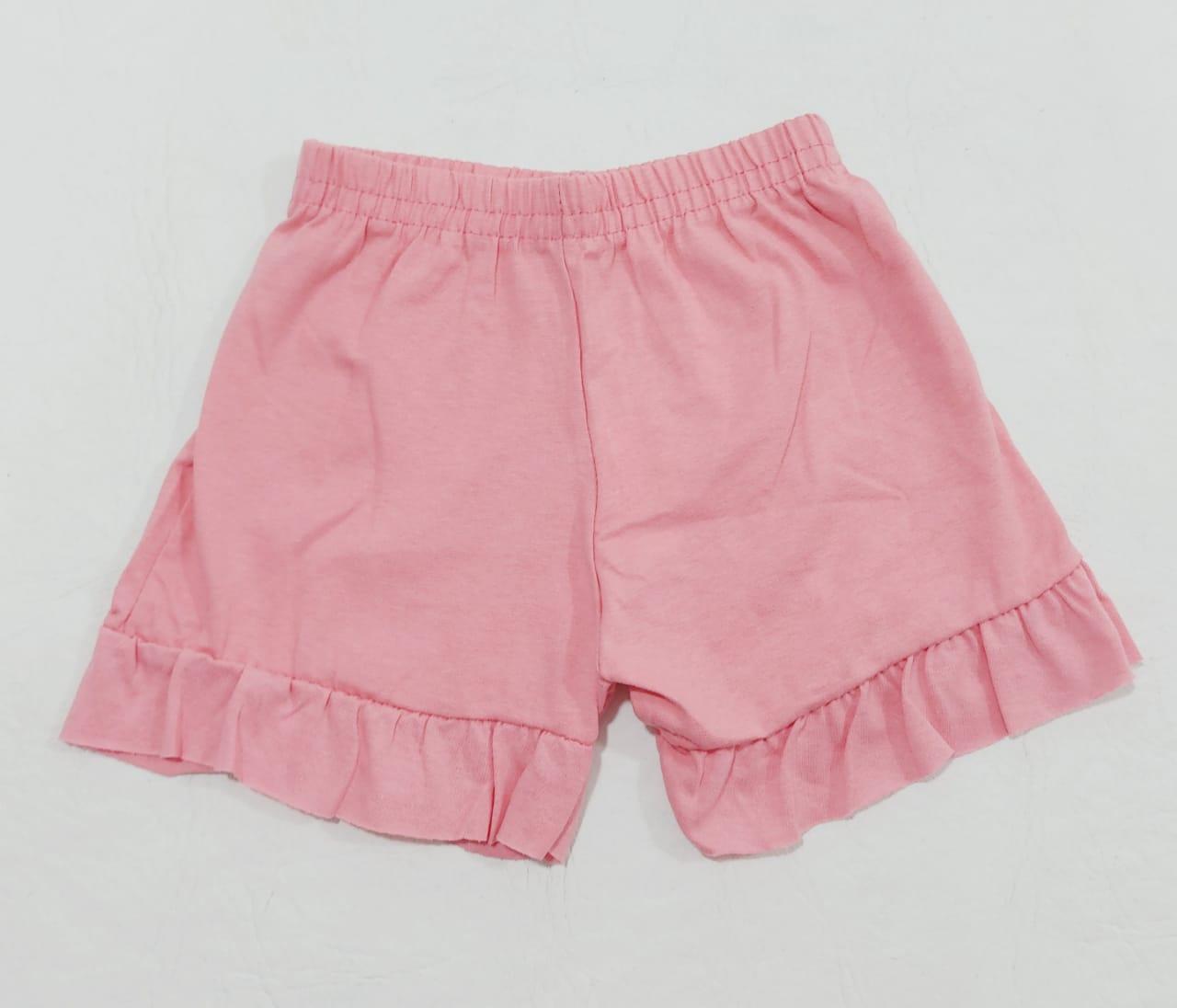 Conjunto Verão Gatinha - Camisa Regata E Shorts - 02 Peças - 1 à 3 Anos - Fashion Kids