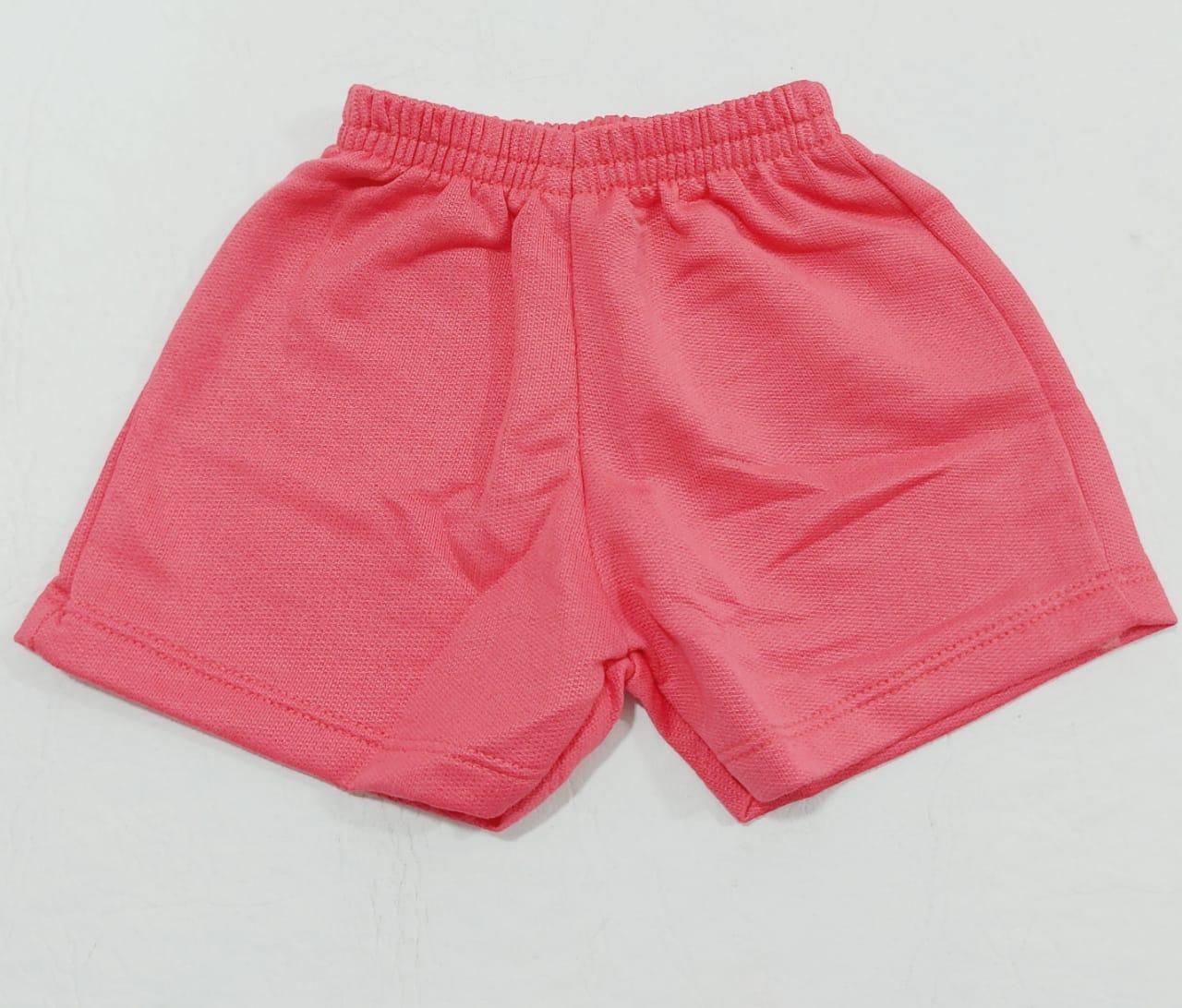 Conjunto Verão Gatinha - Camiseta E Shorts - 02 Peças - 0 à 10 meses - Fashion Kids