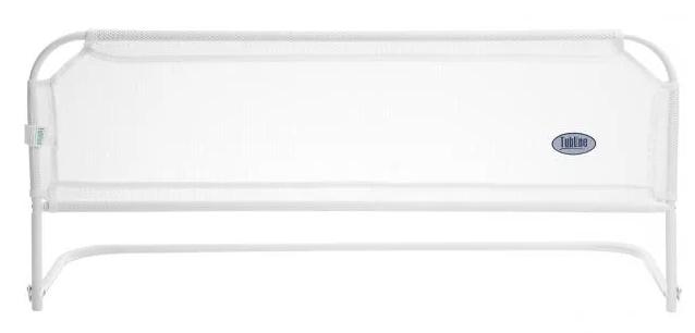Grade de Cama Super Luxo Branca - 42cm x 32cm x 94cm - Tubline