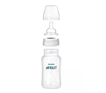 Kit Mamadeiras Clássica - 125ml, 260ml  e 330ml - Philips Avent