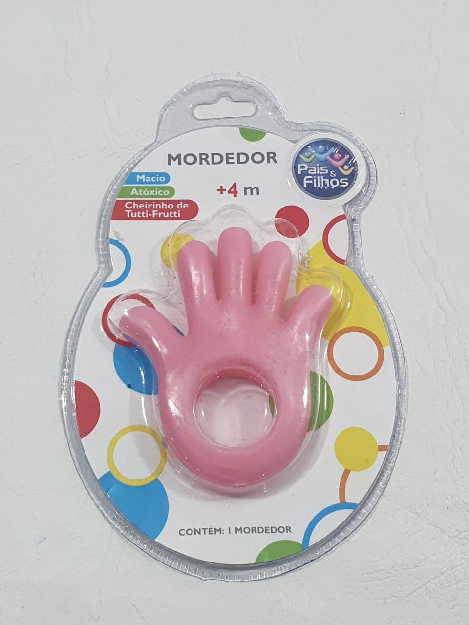 Mordedor Mãozinha -Pais e Filhos