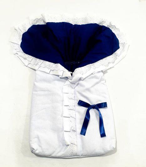Porta Bebê Luxo - Acolchoado e Bordado - Taly Baby
