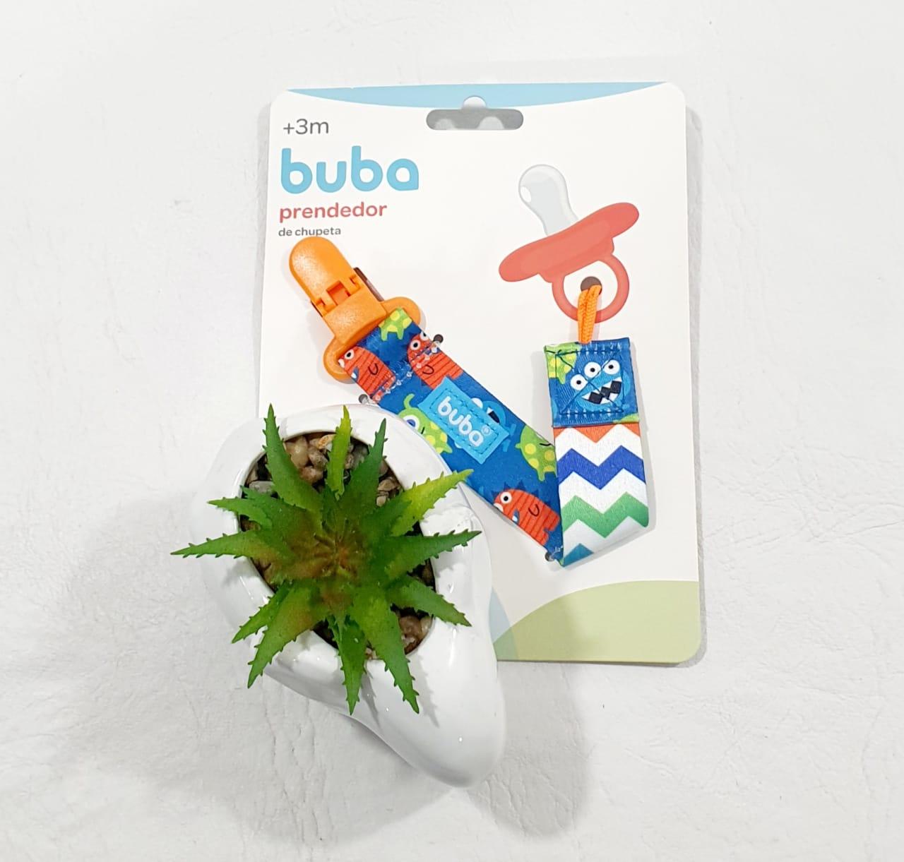Prendedor de Chupeta- Buba