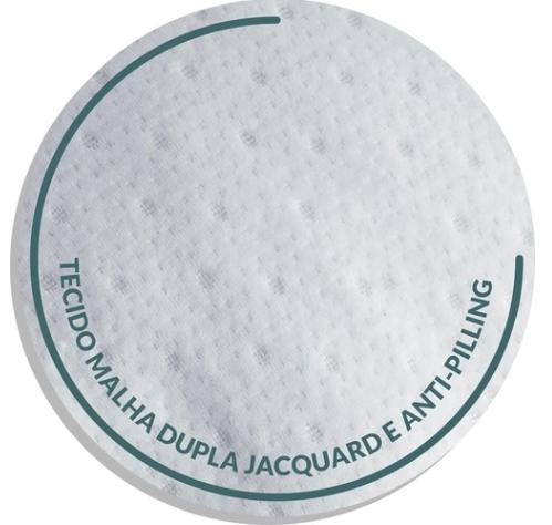 Protetor de Colchão Impermeável Para Berço - 70cm x 1,30cm - Fibrasca