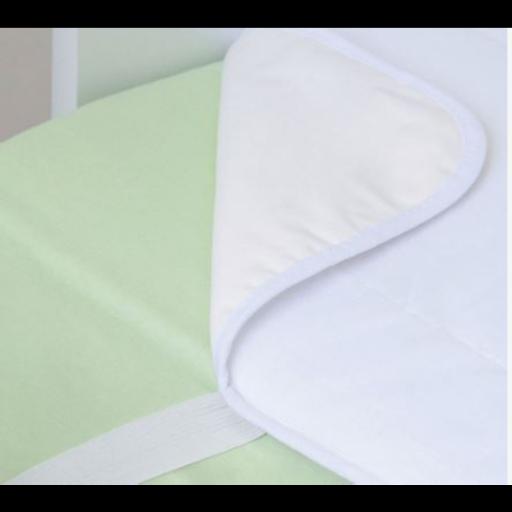 Protetor Impermeável Para Colchão de Berço 1,30m x 70cm - Papi