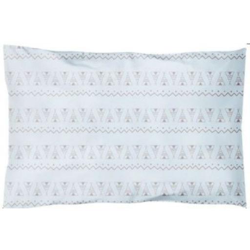 Travesseiro Estampado 40Cm X 28Cm Papi Baby - Oca