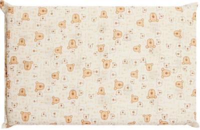 Travesseiro de Espuma - Com Furos - Antissufocante - Estampado - 36cm x 22cm x 4,5cm - Papi