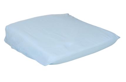 Travesseiro Rampa Para Carrinho + Fronha - 30cm x 30cm x 8cm - 100% Algodão - Papi