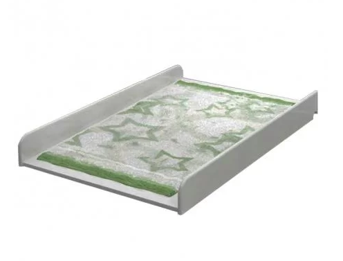Trocador Berço Branco - Móveis Peroba