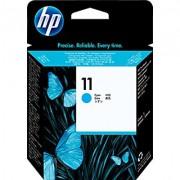 Cabeça de impressão HP 11 Original  C4811A Azul