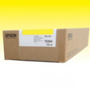 Cartucho Epson 7700M 7900 Original T6364 T636400 - 700 ML ? Yellow - Amarelo