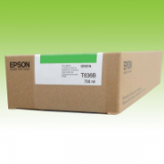 Cartucho Epson 7700M 7900 Original T636B T636B00 - 700 ML ? Green