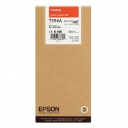CARTUCHO EPSON 7900 9900 ORIGINAL T596A T596A00 - 350 ML  ORANGE
