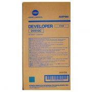 Developer Original Konica Minolta DV610C Ciano
