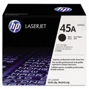 Toner impressora HP M4345 Original Q5945A 45A 4345 - 12000 Pgs Preto - Frete Grátis - AcessoShop.com.br
