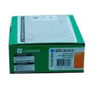 Toner Lexmark 84C4HC0 Original rendimento extra-alto ? 16.000 Pgs - Ciano