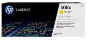 Toner Original HP CF362X - 508X - Amarelo