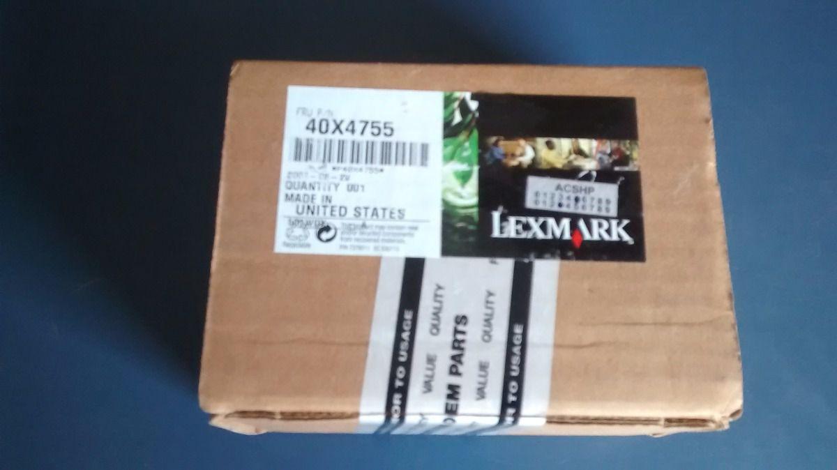 Almofada de Separação Original Lexmark 40X4755 C782 T642 T644